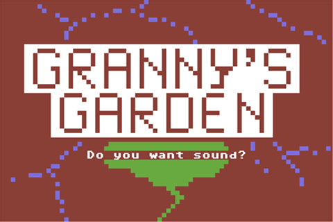 Download Granny's Garden - My Abandonware