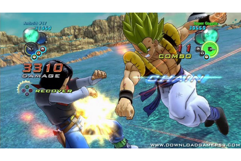 Dragon Ball Z Ultimate Tenkaichi - Download game PS3 PS4 ...
