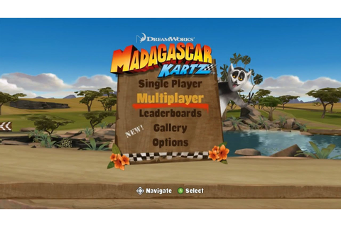 Madagascar Kartz: The Worst Game Ever - SGPG - YouTube