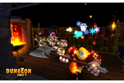 Dungeon Party Review and Download
