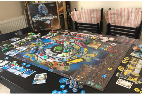 Review: Cry Havoc | Shut Up & Sit Down