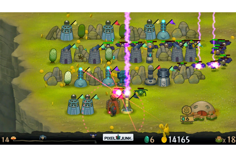 Pixeljunk Monsters Game | Free Download Full Version for PC