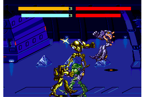 Cyborg Justice (USA, Europe) ROM