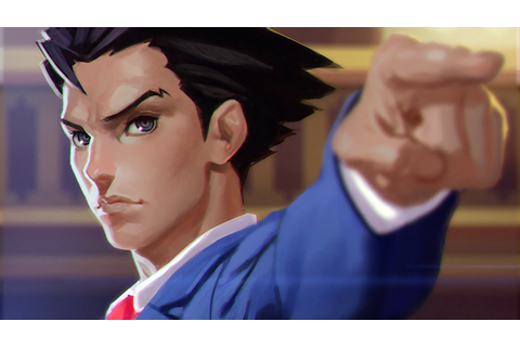 Ace Attorney Investigations: Miles Edgeworth Full HD ...