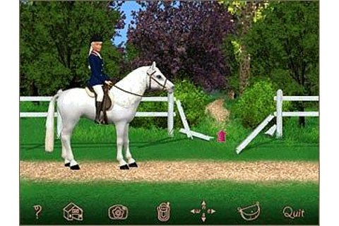 Screens: Barbie Riding Club - PC (3 of 6)
