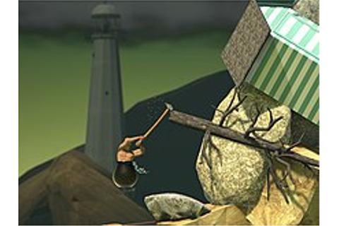 Getting Over It with Bennett Foddy - Wikipedia