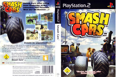 Download Game Smash Cars PS2 Full Version Iso For PC ...