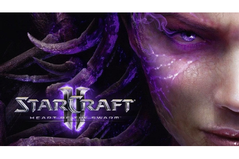 StarCraft II Heart of the Swarm-RELOADED Torrent « Games ...