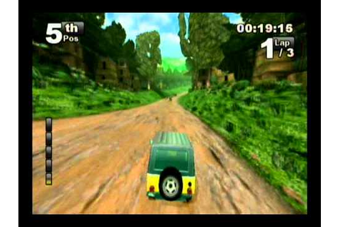Jeep Thrills Wii gameplay - YouTube