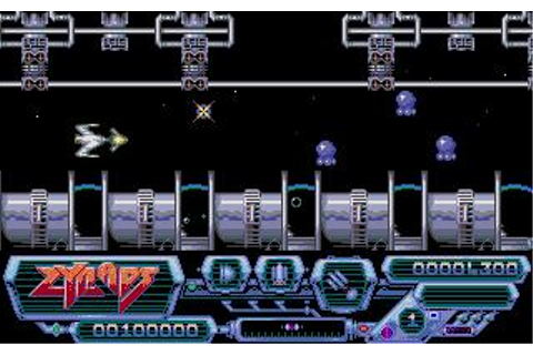 Zynaps Download (1988 Amiga Game)