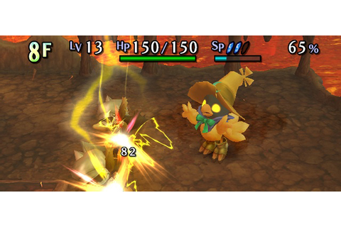 Chocobo Dungeon Wii Gets U.S. Release | WIRED