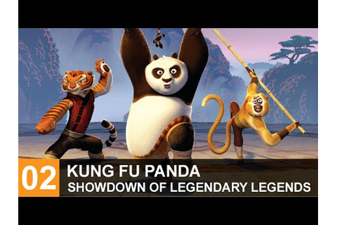 Kung Fu Panda: Showdown of Legendary Legends - Walkthrough ...