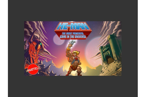 He-Man: The Most Powerful Game in the Universe Archives ...