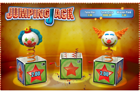Play Jumping Jack - PlayMillion Scratch Card Games