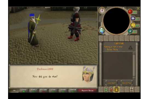 Trolling People On F2p Runescape