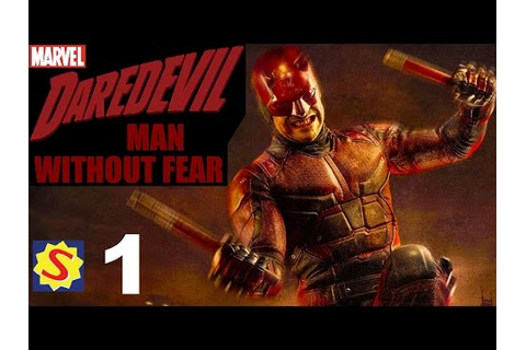 Daredevil: Man Without Fear - PS4 - Part 1 - Prologue ...