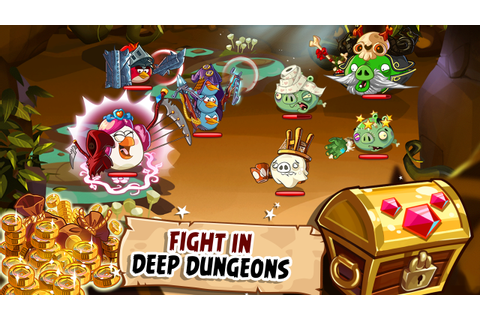 Angry Birds Epic RPG: Amazon.ca: Appstore for Android