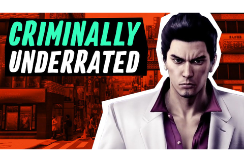 It's Time For You To Play A Yakuza Game - YouTube