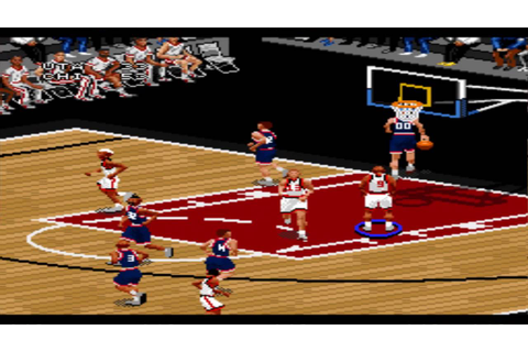 NBA Live 98 SNES Gameplay HD - YouTube