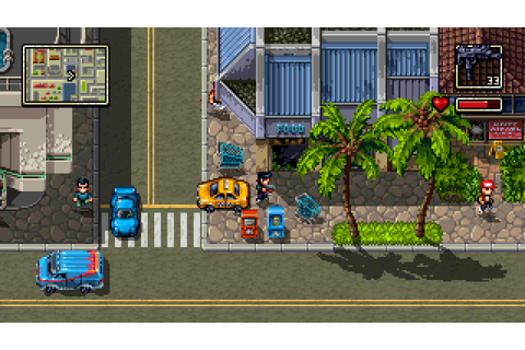 Shakedown Hawaii is coming to Nintendo Switch first - Polygon