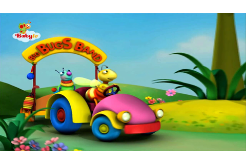 BabyTV - The Big Bugs Band Song - YouTube