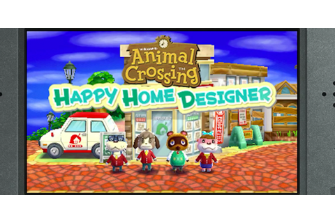 Animal Crossing: Happy Home Designer Update - YAYOMG