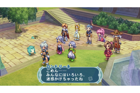 [Review] Tales of Phantasia – Narikiri Dungeon X | gareblogs