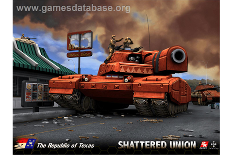 Shattered Union - Microsoft Xbox - Games Database