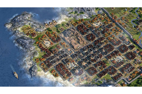 Anno 1404 - Dawn of Discovery - Download Free Full Games ...