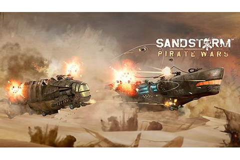 Sandstorm: Pirate wars for Android - Download APK free