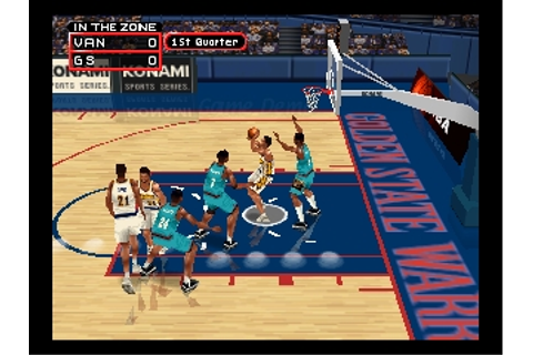 NBA in the Zone 2000 (USA) ROM