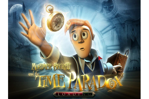 Mortimer Beckett and the Time Paradox | macgamestore.com