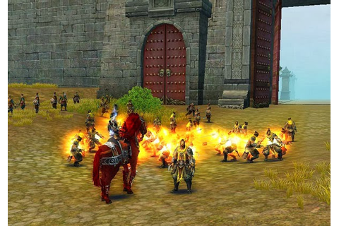 Trinity Online, New MMORPG With The Epic Story Classics ...