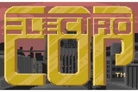Play Electrocop Atari Lynx online | Play retro games ...