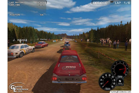 Rally Trophy Screenshots and Images - GamingExcellence