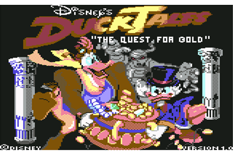 Download Disney's Duck Tales: The Quest for Gold - My Abandonware