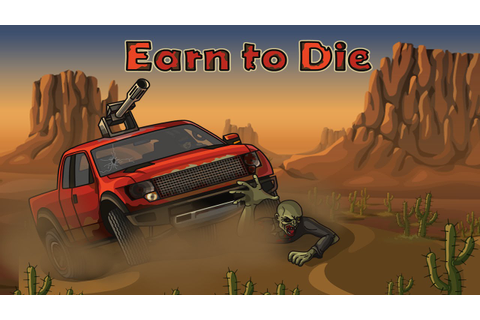 Earn to Die Trailer - Earn to Die game Videos