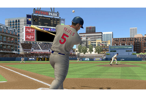 MLB 07 THE SHOW™ Game | PS2 - PlayStation