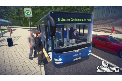 Bus Simulator 16 Download | MadDownload.com