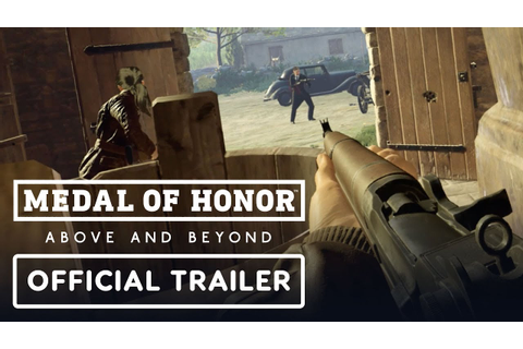 Medal of Honor: Above and Beyond Official Announcement ...