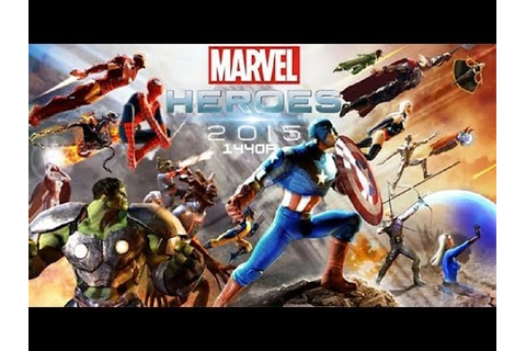 Marvel Heroes 2015 PC Gameplay 1440p - YouTube