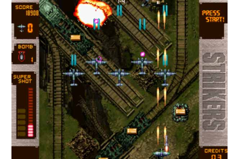 Strikers 1945 Plus PC Game Download