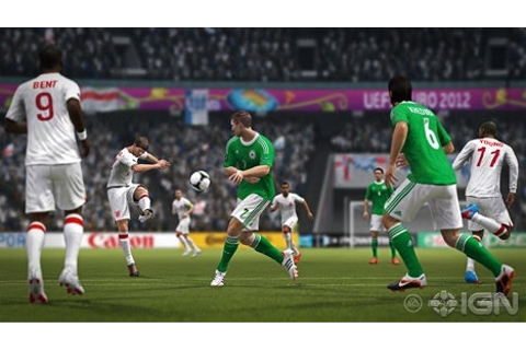 FIFA 12: UEFA Euro 2012 Review - IGN