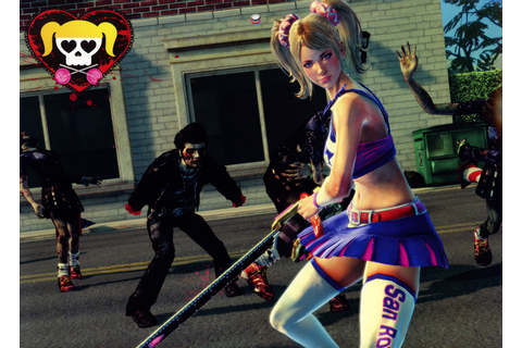 Lollipop Chainsaw Screenshots - Video Game News, Videos ...