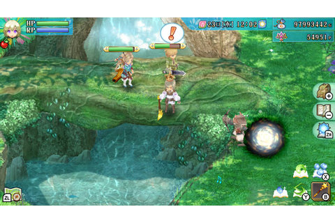 Rune Factory 4 Special + Rune Factory 5 Announced For ...