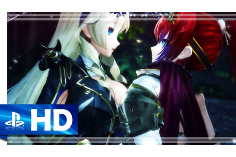 Nights of Azure 2: Bride of the New Moon (2016) Official ...