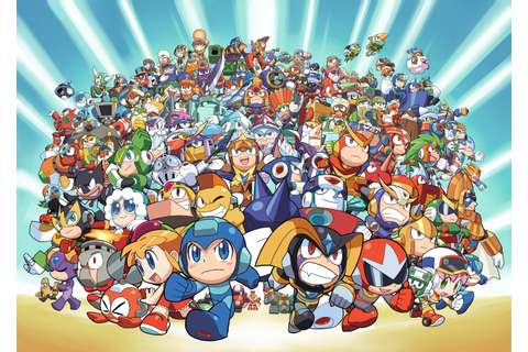 Megaman Powered-up was released 10 years ago | NeoGAF