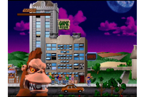 Rampage World Tour Screenshots for Nintendo 64 - MobyGames