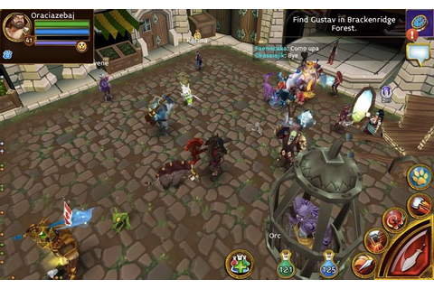 10 Game MMORPG Android dan iOS Terbaik | Tech in Asia