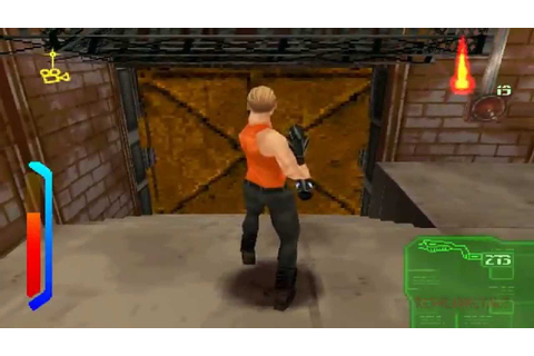 The Fifth Element game ps1 pt3 - YouTube